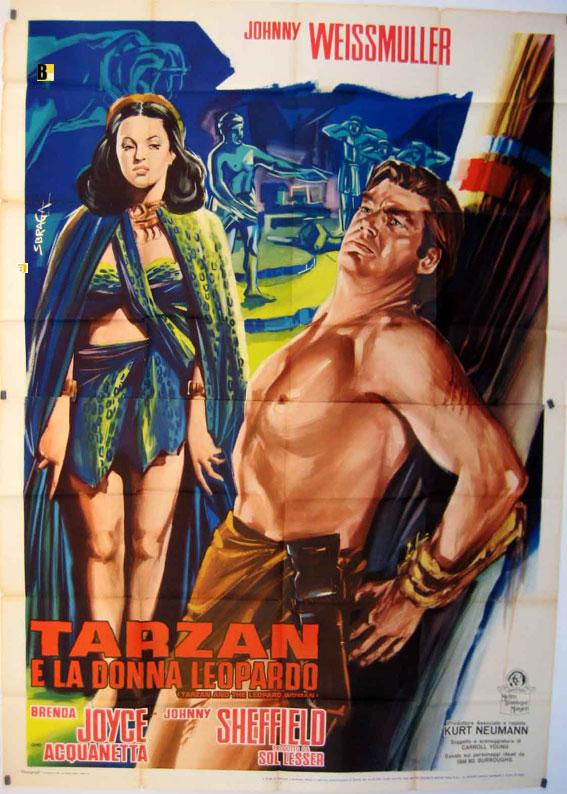 The Tarzan E La Donna Leopardo Movie Download Free