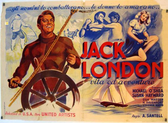 JACK LONDON MOVIE POSTER
