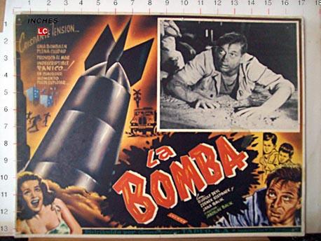 Bomba Movies http://www.benitomovieposter.com/catalog/la-bomba-p