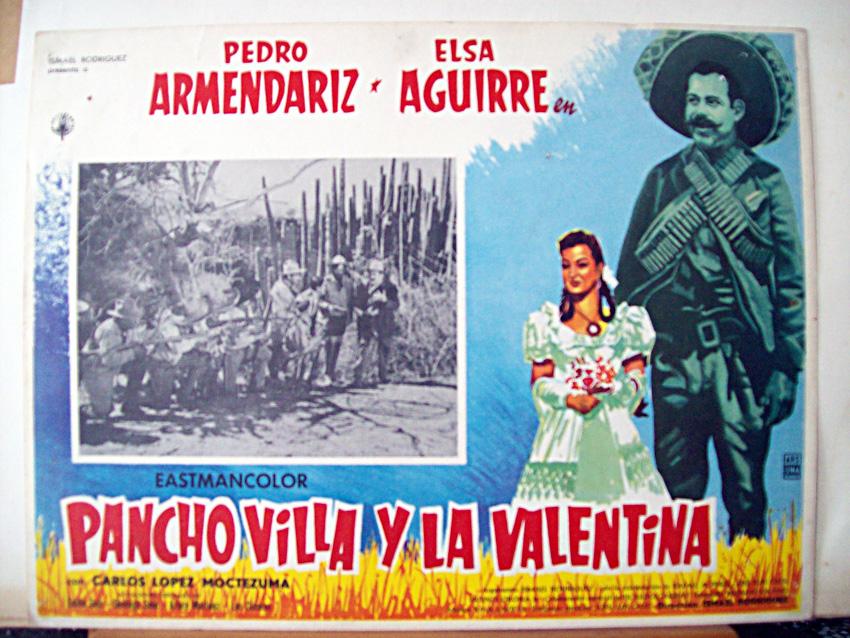 Pancho Villa And Valentina 1960 Review