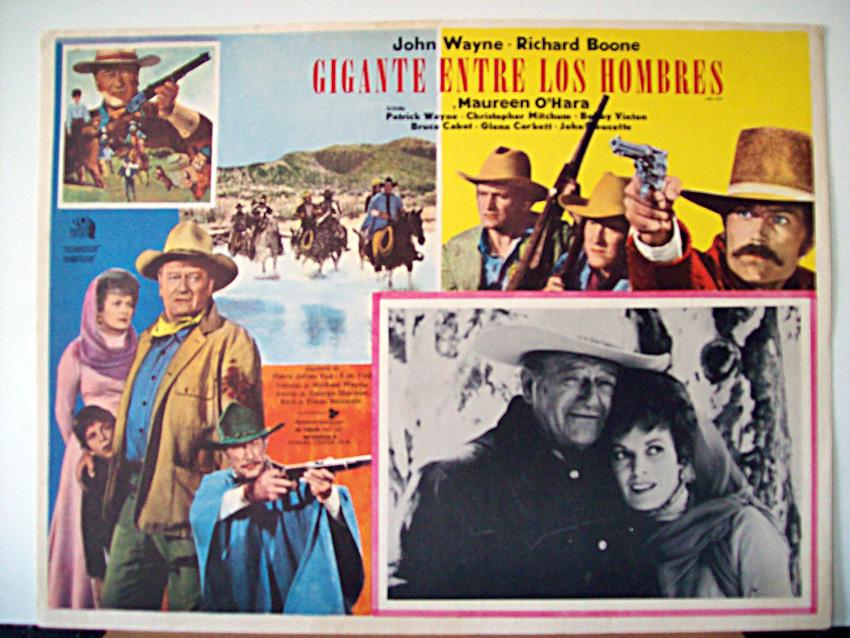 Big jake movie poster