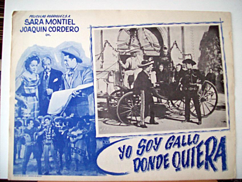 YO SOY GALLO DONDE QUIERA