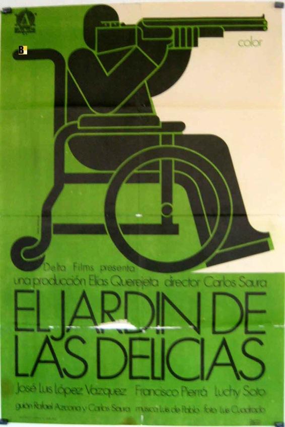 Jardin de las delicias el movie poster el jardin de for El jardin de las delicias benavente