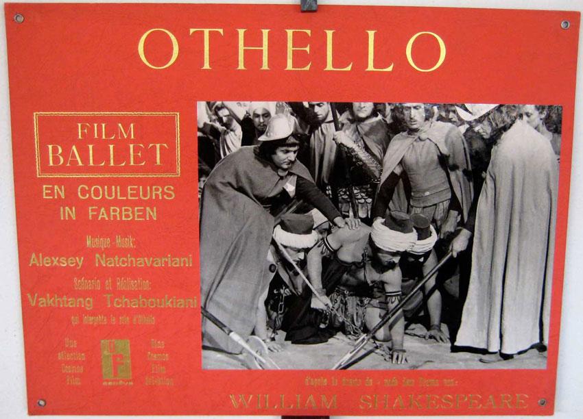 Othello: Advanced York Notes
