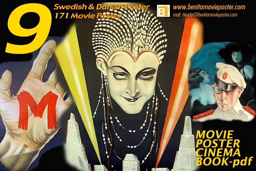 quot swedish amp danish disegn movie poster pdf bookquot movie