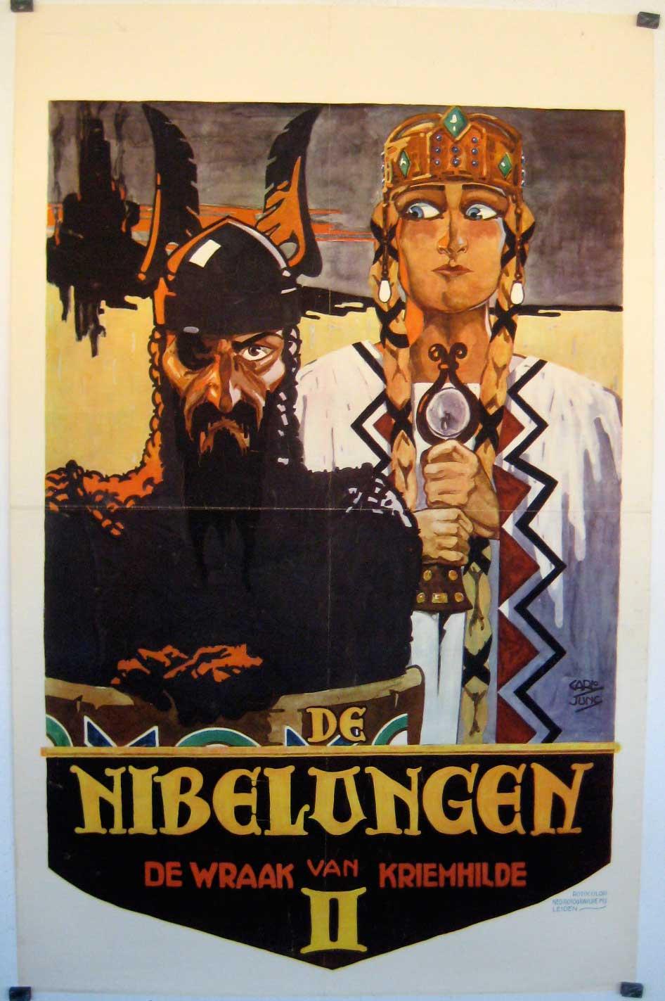 Die Nibelungen (1924): DVD & Blu-Ray review | Silent London