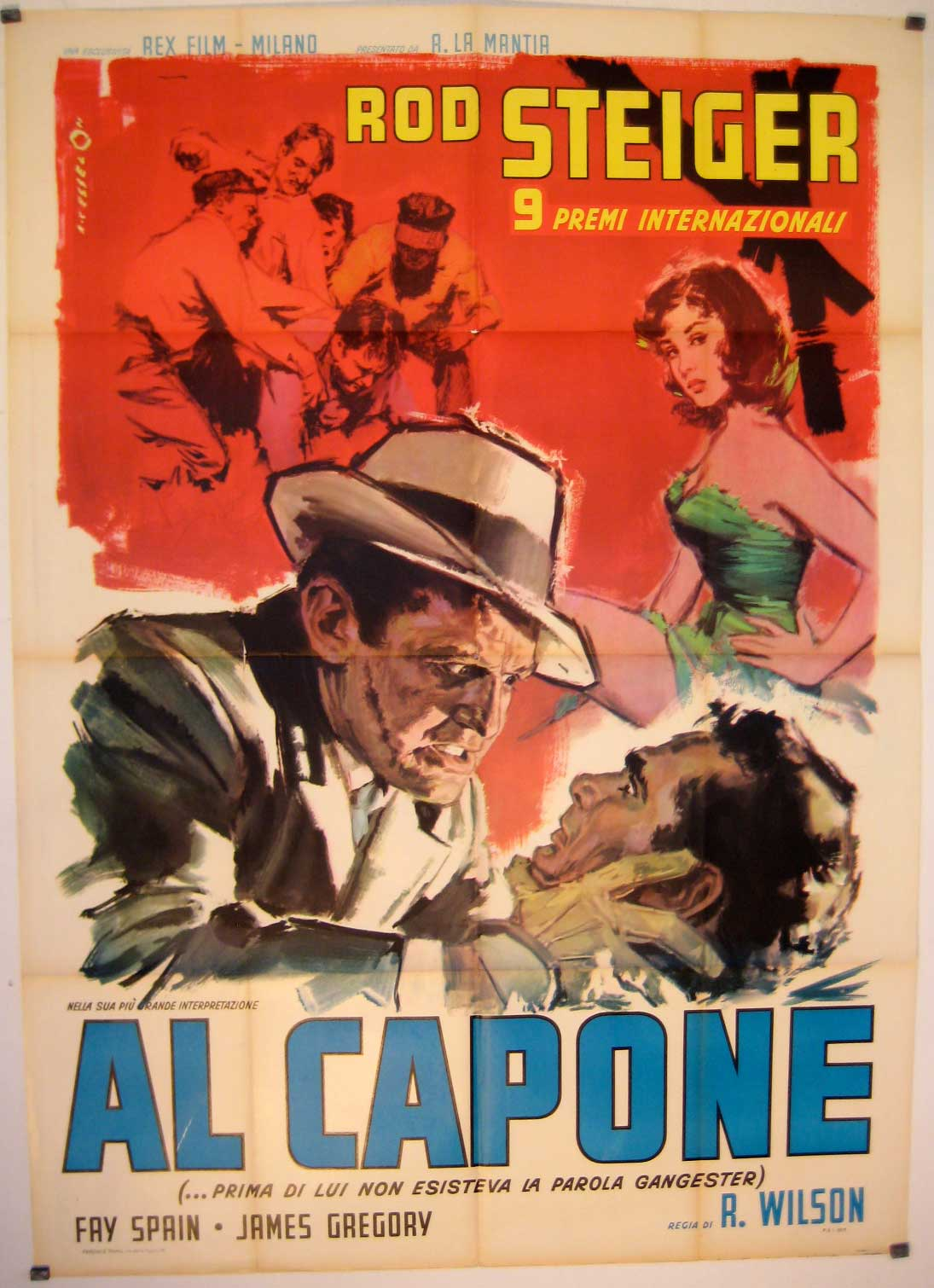 Al Capone Filme