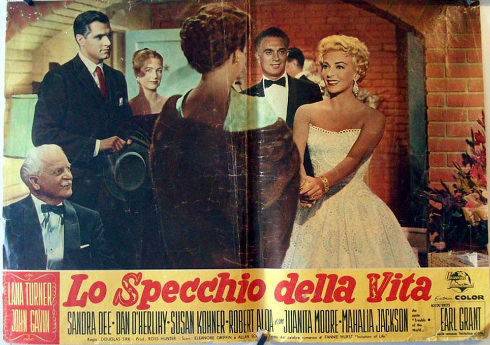 Specchio della vita lo movie poster imitation of - Lo specchio della vita volpedo ...