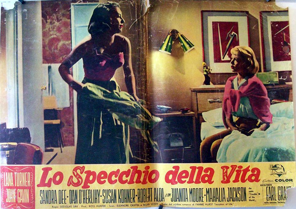 Lo specchio della vita movie poster imitation of life - Lo specchio della vita volpedo ...