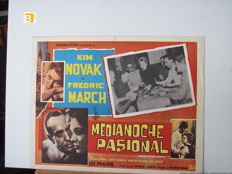 Nel Mezzo Della Notte [1959]