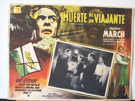 Death of a Salesman (1951 film): Wikis