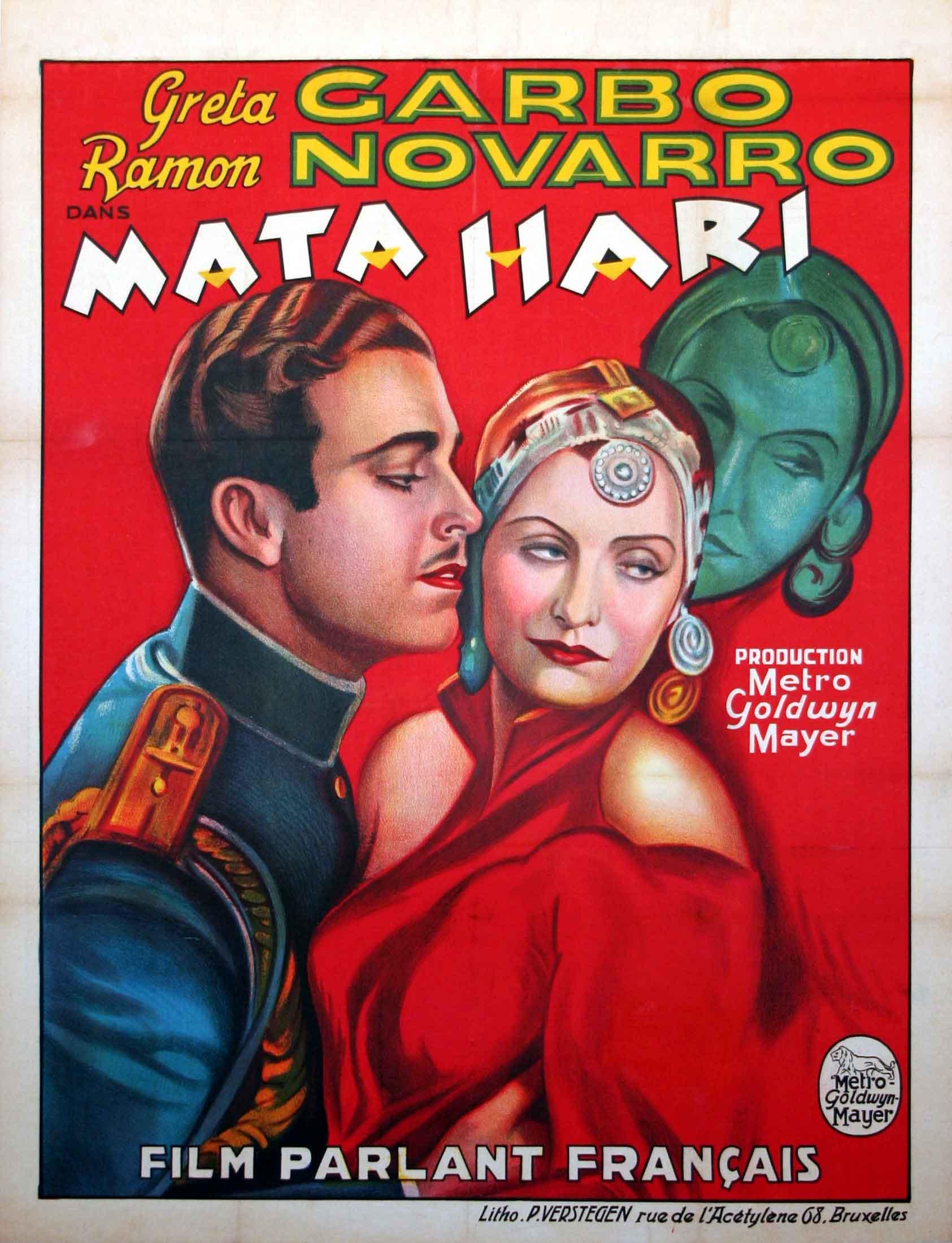 Mata Hari Film