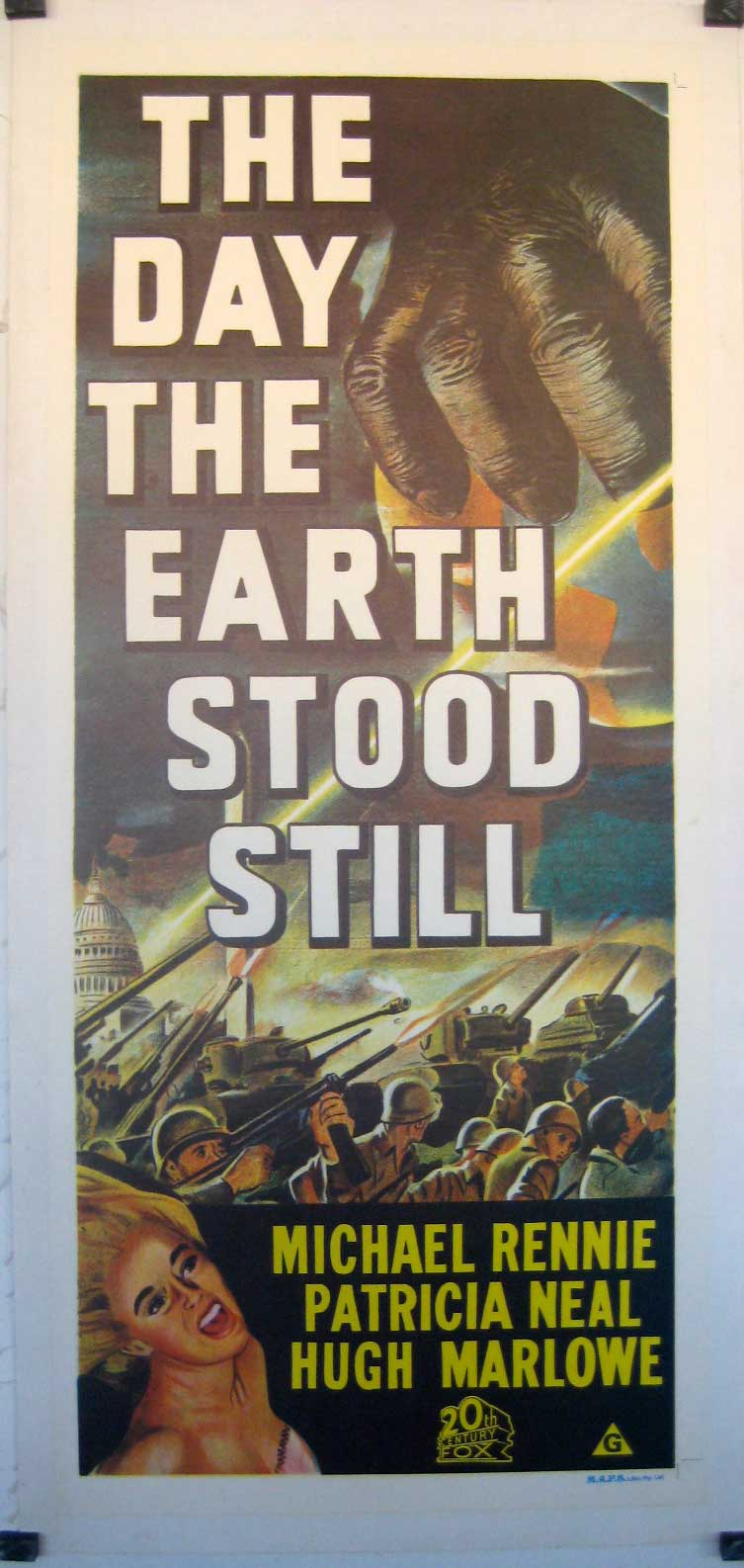 The Day the Earth Stood Still (1951) - IMDb