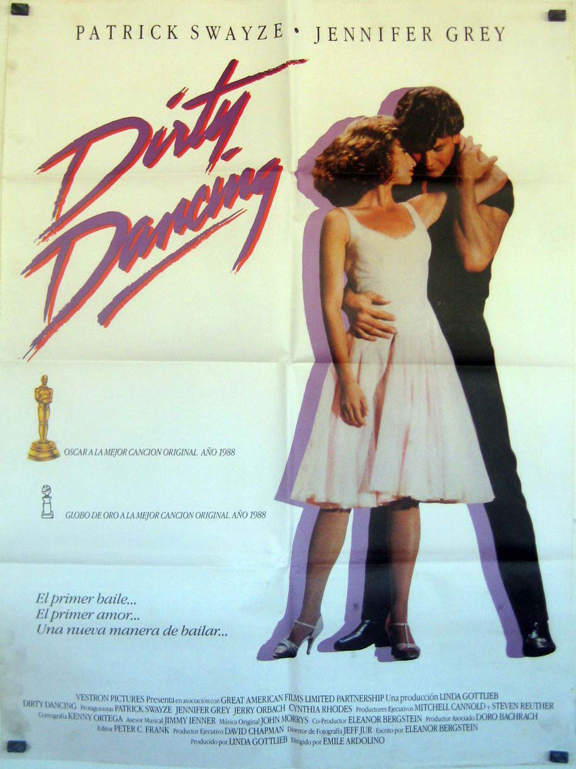 dirty dancing movie poster - photo #4