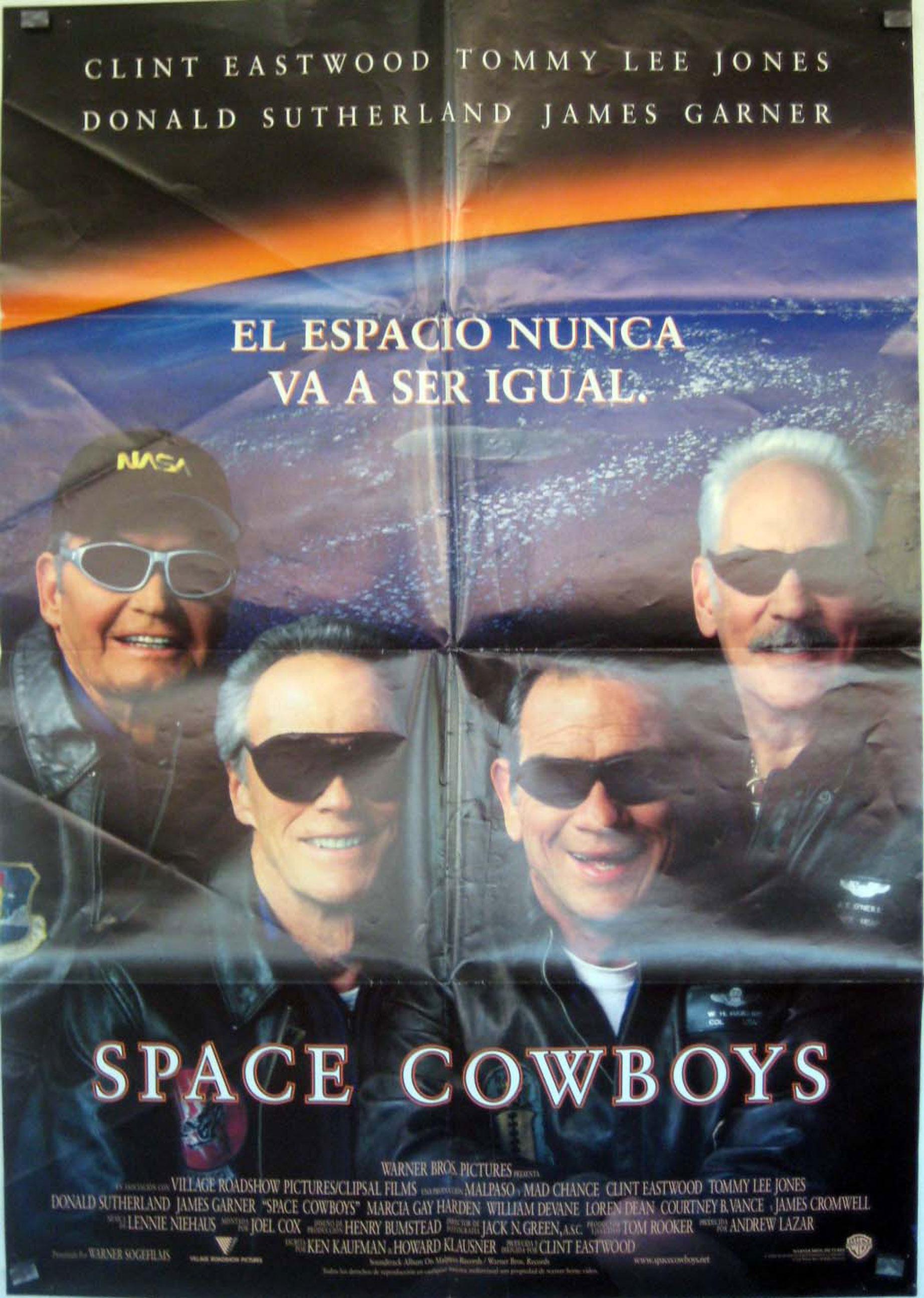 Space Cowboys Film