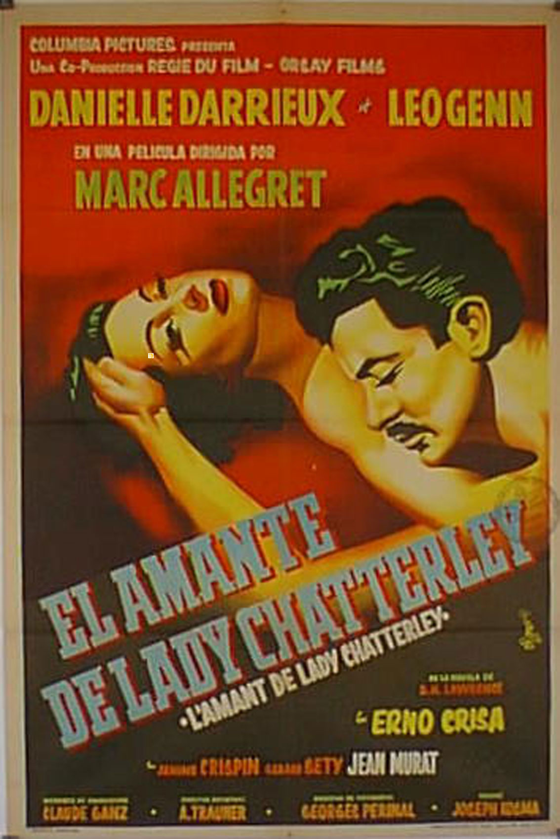 AMANTE DI LADY CHATTERLEY MOVIE...