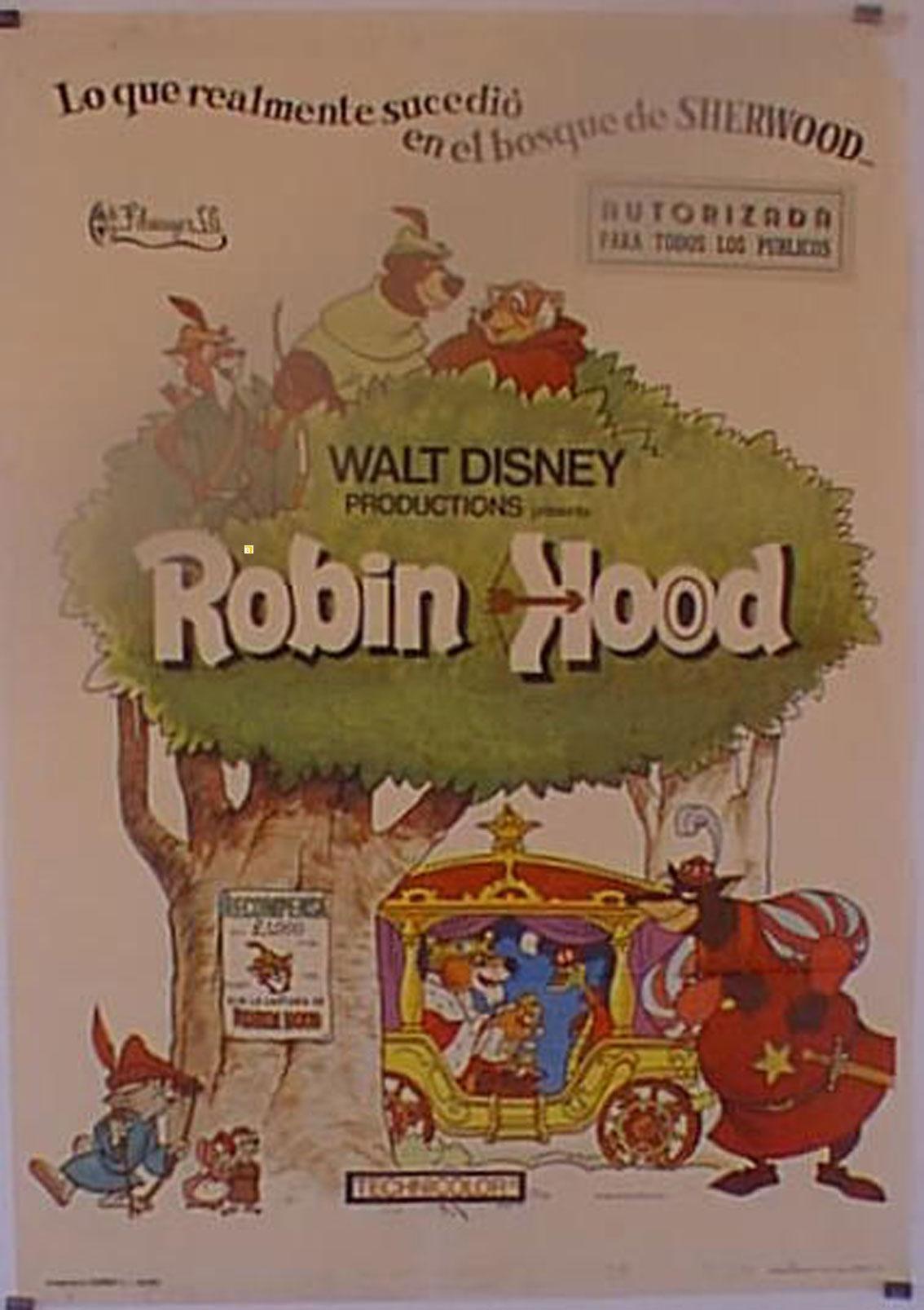 u0026quot robin hood u0026quot  movie poster