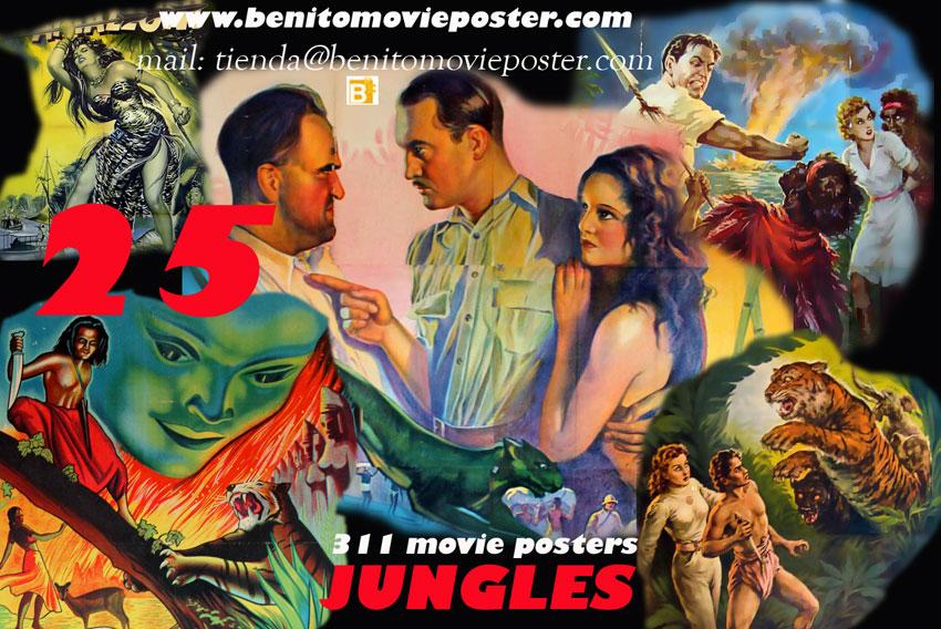 quotjungles movie poster pdf bookquot movie poster quot25 pdf