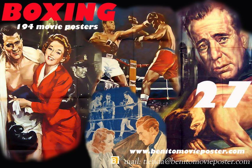 quotboxing 194 movie poster pdfbook quot movie poster quot27