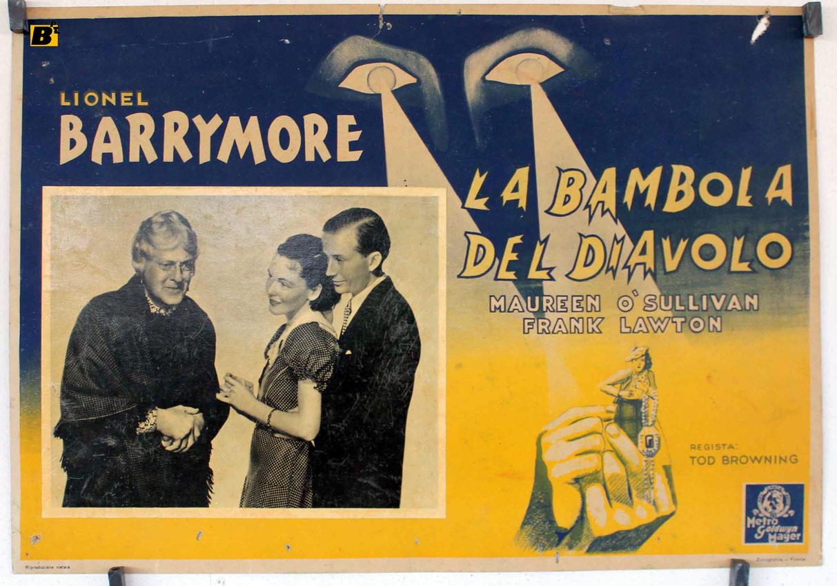 Risultati immagini per la bambola del diavolo film 1936