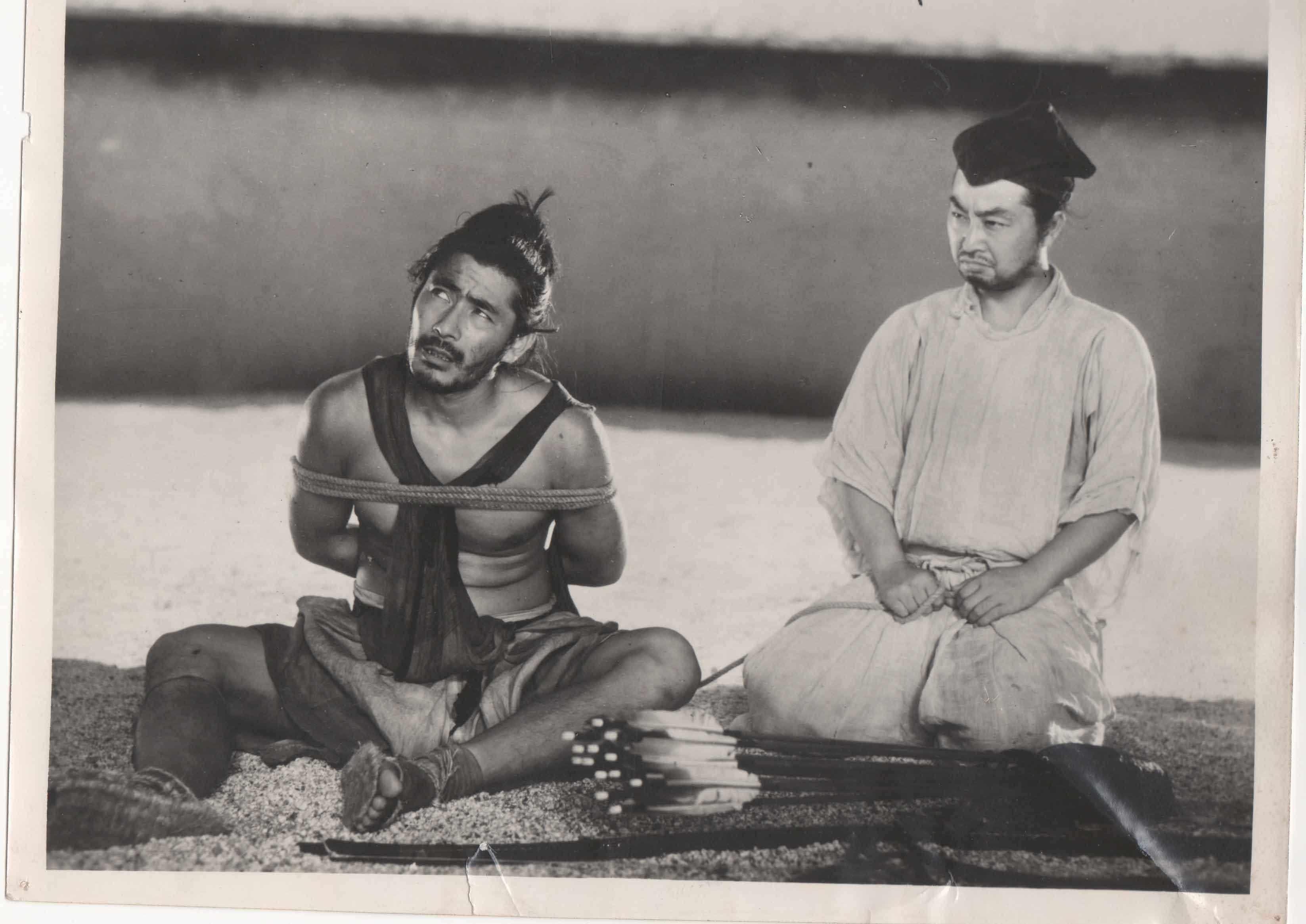 rashomon by akira kurosawa essay Analysis of rashomon akira kurosawa's rashomon (1950) involves the rape of masago, wife of the samurai takehiro, by the bandit tajomaru in a forest as the samurai.