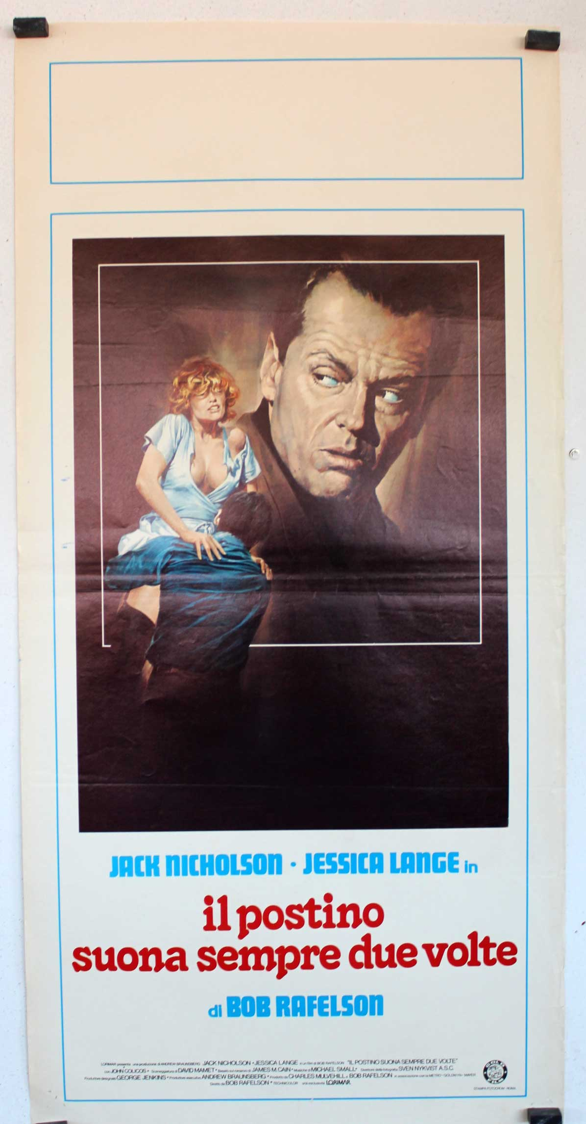 an overview of the movie the postman always rings twice A second look: 'postman always rings twice' films are noir standard  2009's ' jerichow,' the movies based on james m cain's bestselling 1934 novel  the  movie preserves cain's plot convolutions: the murder of cora's.