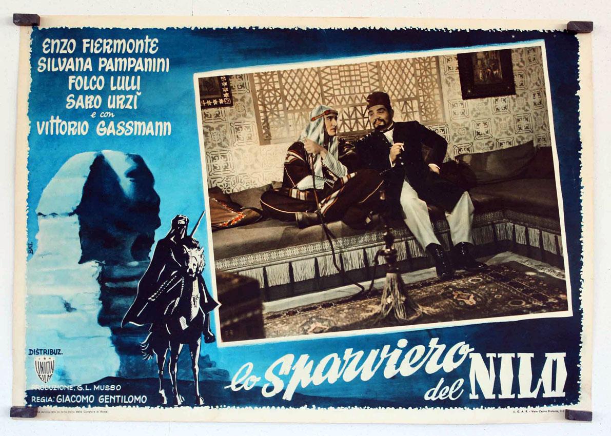 Sparviero Del Nilo Lo Movie Poster Lo Sparviero Del Nilo  # Recherche Nilo A Vendre