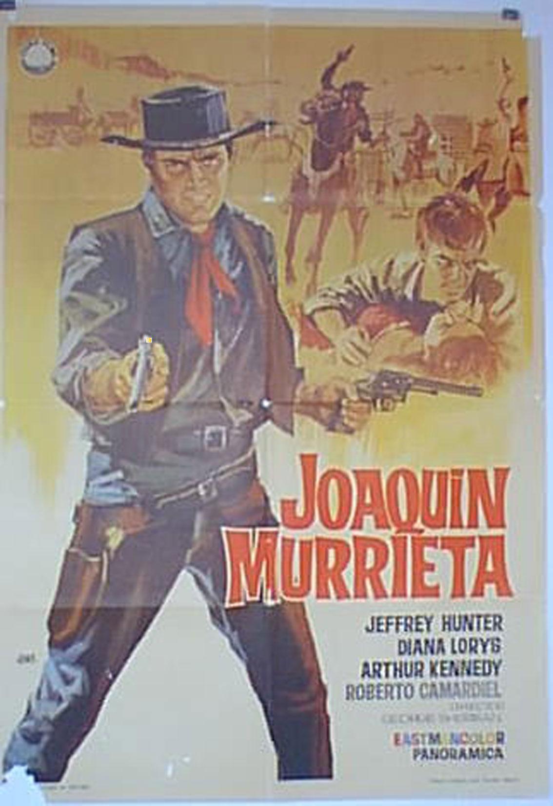 u0026quot murieta john u0026quot  movie poster