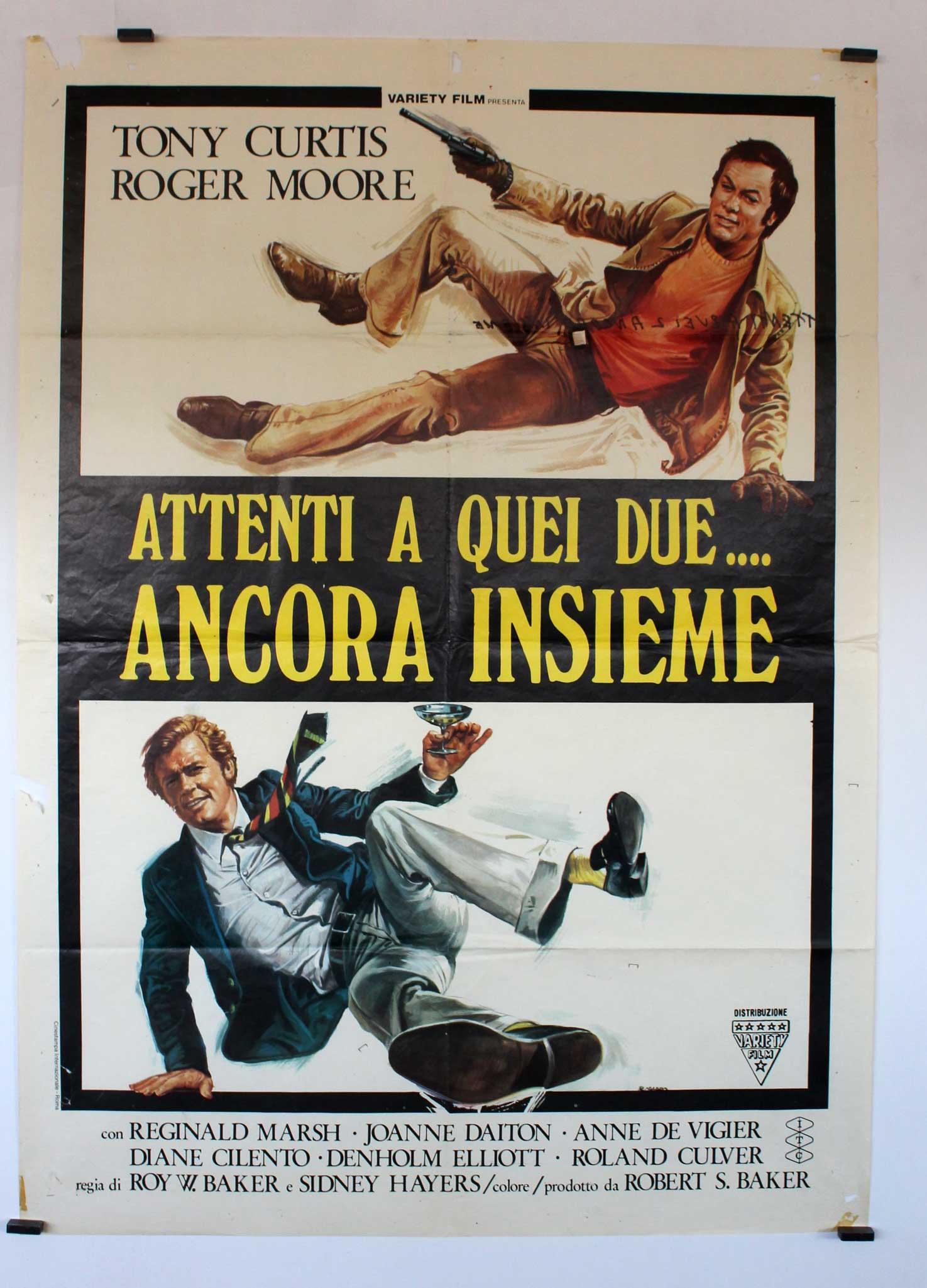 Qui Montecarlo Attenti A Quei Due Movie Poster Mission Monte Carlo Movie Poster