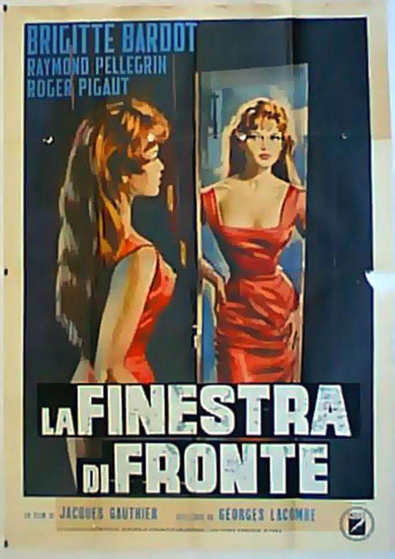 Finestra di fronte la movie poster la lumiere d 39 en face movie poster - Film la finestra di fronte ...