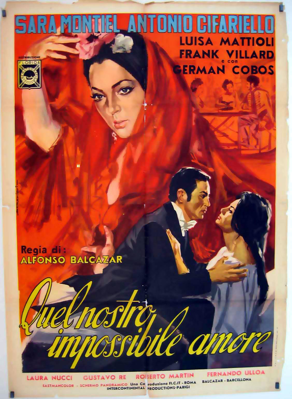 quotsara montielquot movie poster quotla bella lolaquot movie poster