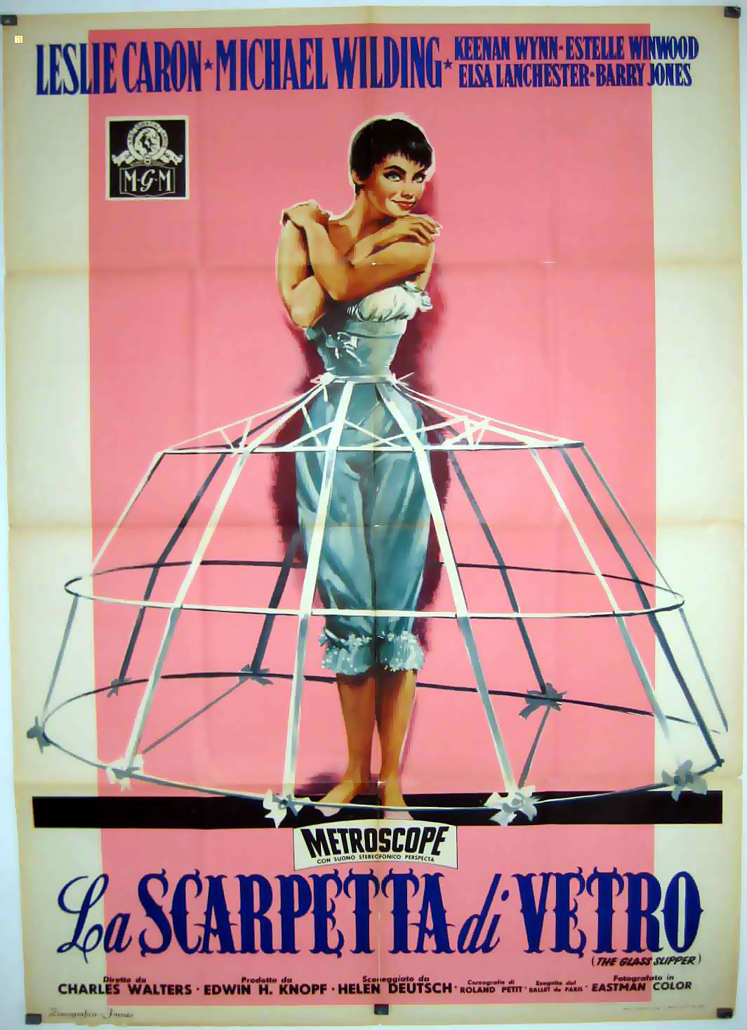 Quot Zapatilla De Cristal La Quot Movie Poster Quot The Glass