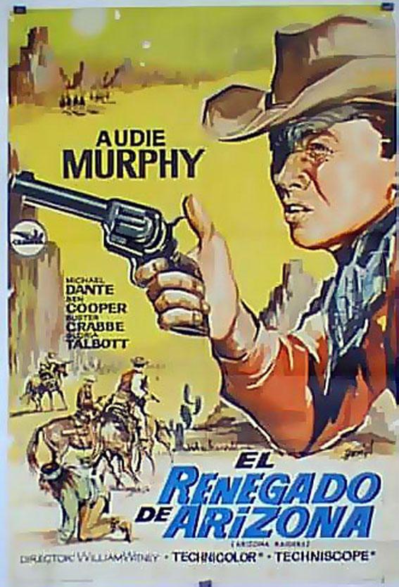 Quot I Pistoleri Maledetti Quot Movie Poster Quot Arizona Raiders