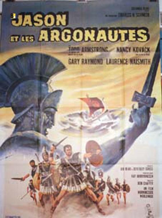 Quot Gli Argonauti Quot Movie Poster Quot Jason And The Argonauts