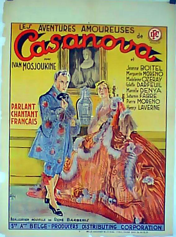 Casanova érotique