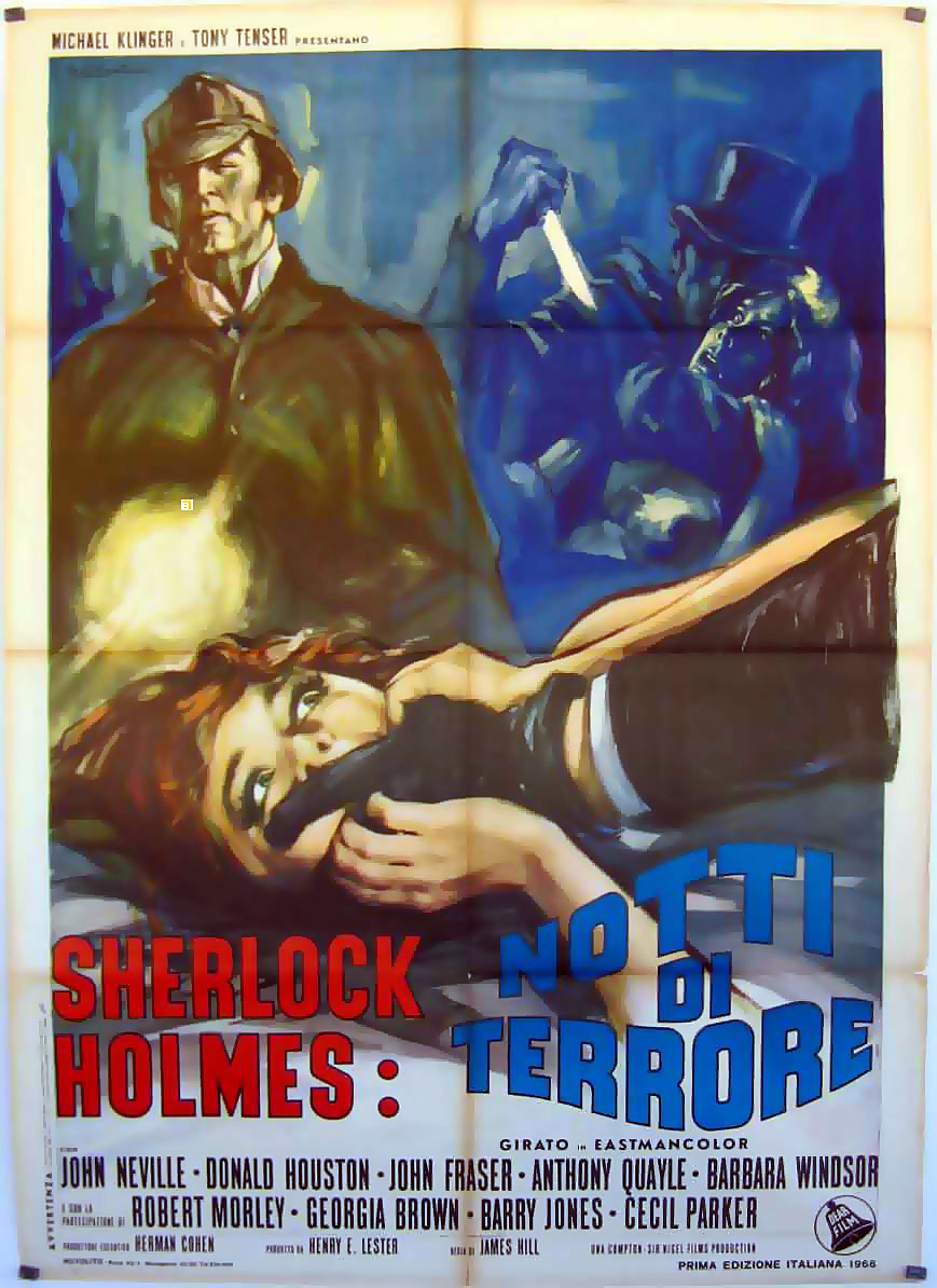 A Study in Terror (1965) - Rotten Tomatoes