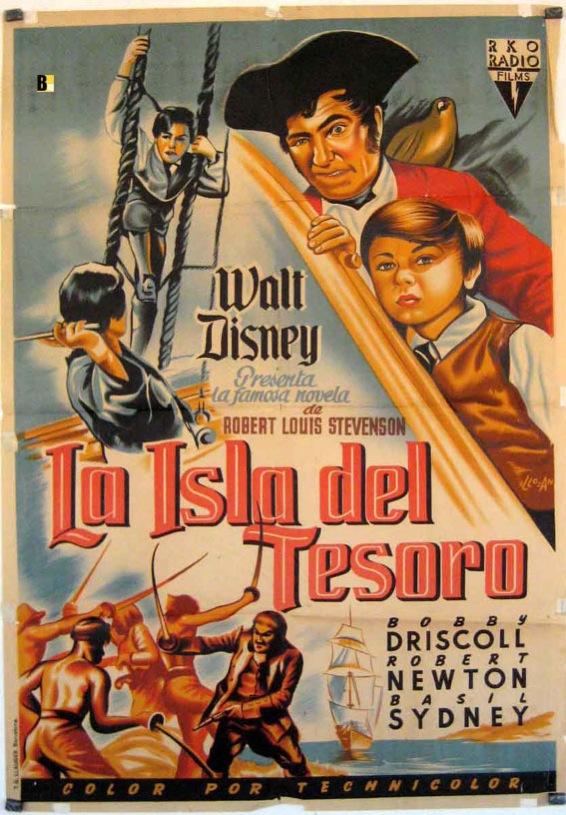 Watch Treasure Island 1950 full movie online free