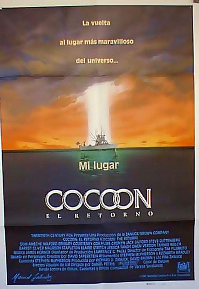 u0026quot cocoon u0026quot  movie poster