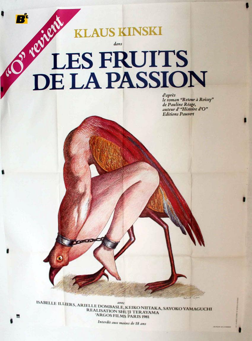 FRUITS DE LA PASSION, LES\