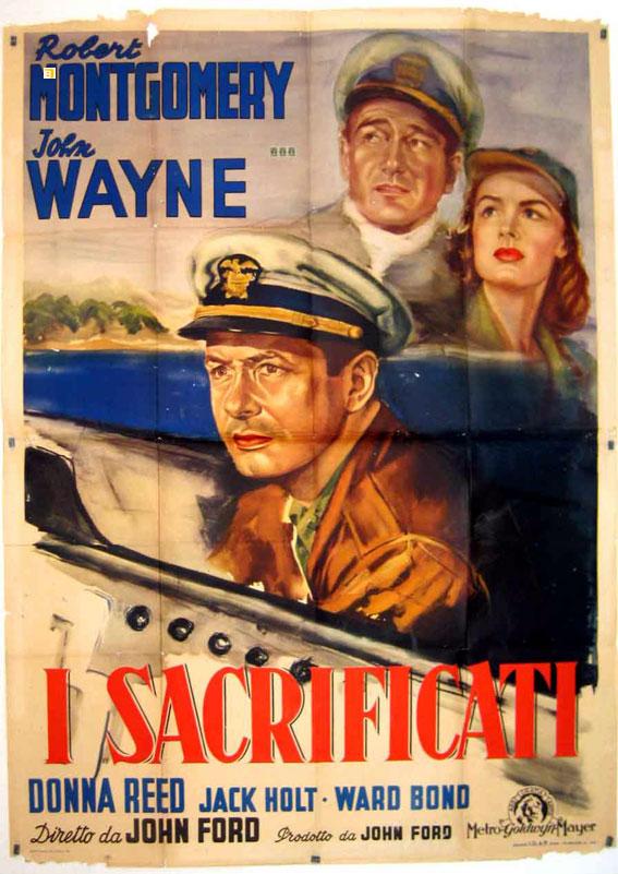 Quot I Sacrificati Di Bataan Quot Movie Poster Quot They Were