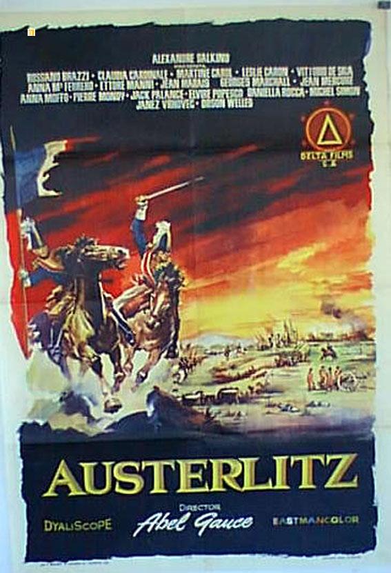 quotausterlitzquot movie poster quotausterlitzquot movie poster