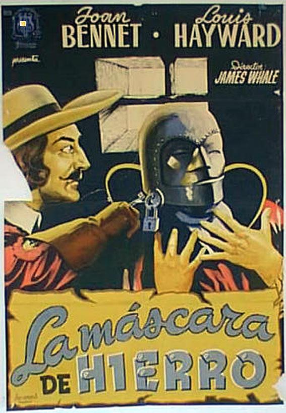 Quot La Maschera Di Ferro Quot Movie Poster Quot The Man In The Iron