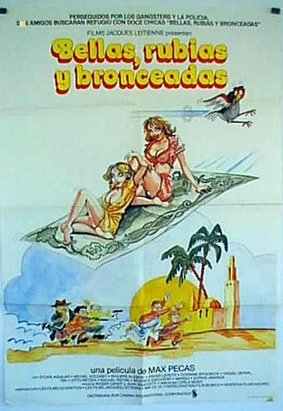 BELLAS RUBIAS Y BRONCEADAS