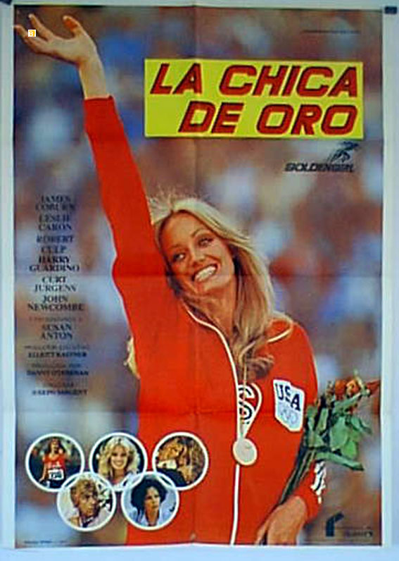 Chica de oro la movie poster goldengirl movie poster - Las chicas de oro espana ...