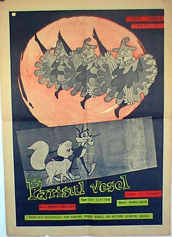 u0026quot mewsette de paris u0026quot  movie poster