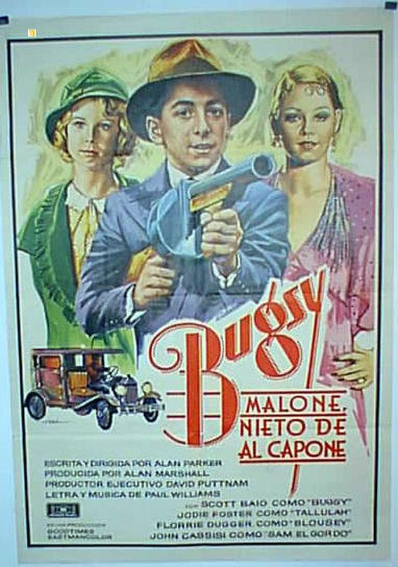 Bugsy Malone Poster Bugsy Malone Nieto de al
