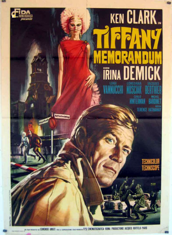 Tiffany memorandum movie