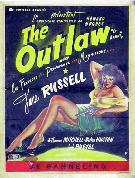 Quot Outlaw The Quot Movie Poster Quot The Outlaw Quot Movie Poster
