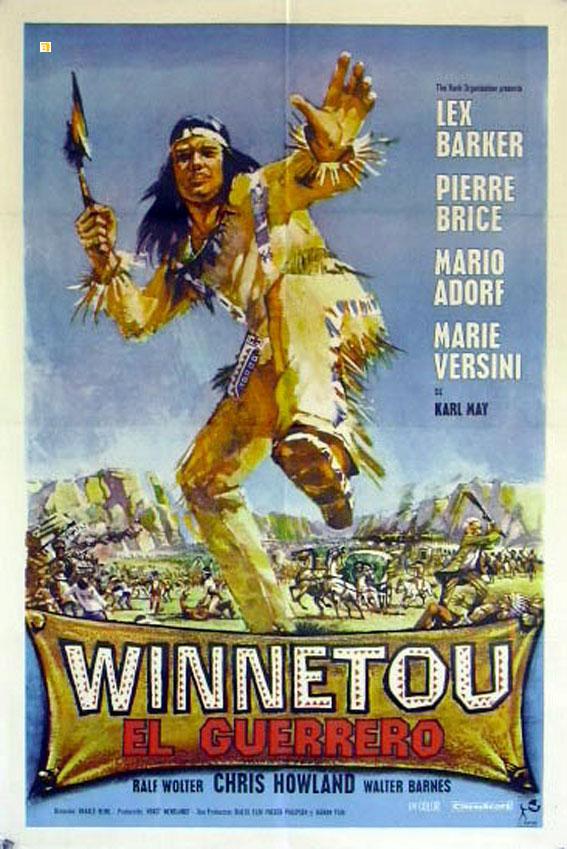 u0026quot la valle dei lunghi coltelli u0026quot  movie poster