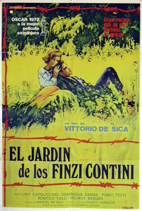 Discussione il giardino dei finzi contini film wikipedia - Il giardino dei finzi contini libro ...